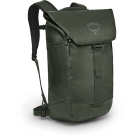 Osprey Transporter Flap Backpack, oliwkowy